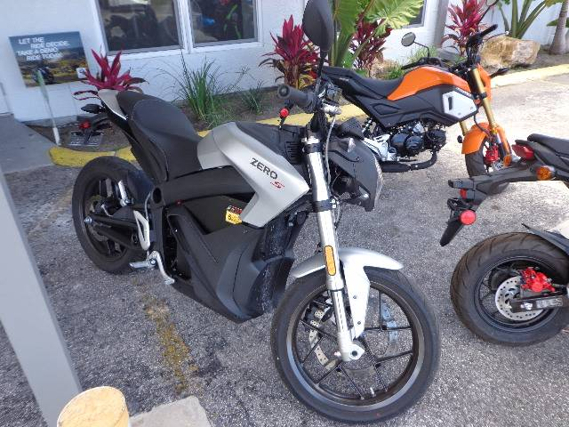 2018 Zero Motorcycles S ZF13.0 + Charge Tank in Sarasota, Florida - Photo 3
