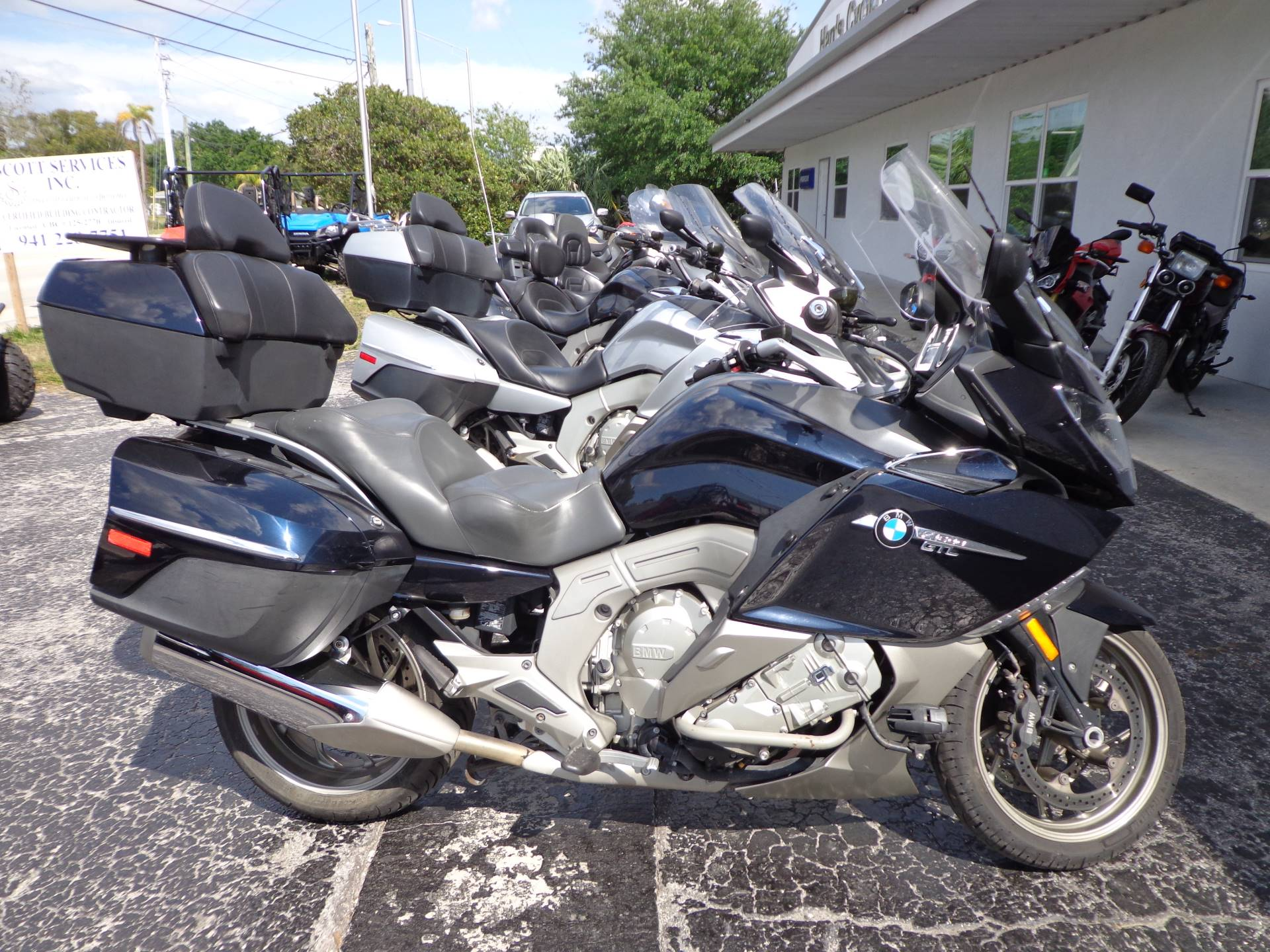 2012 BMW K 1600 GTL in Sarasota, Florida - Photo 2