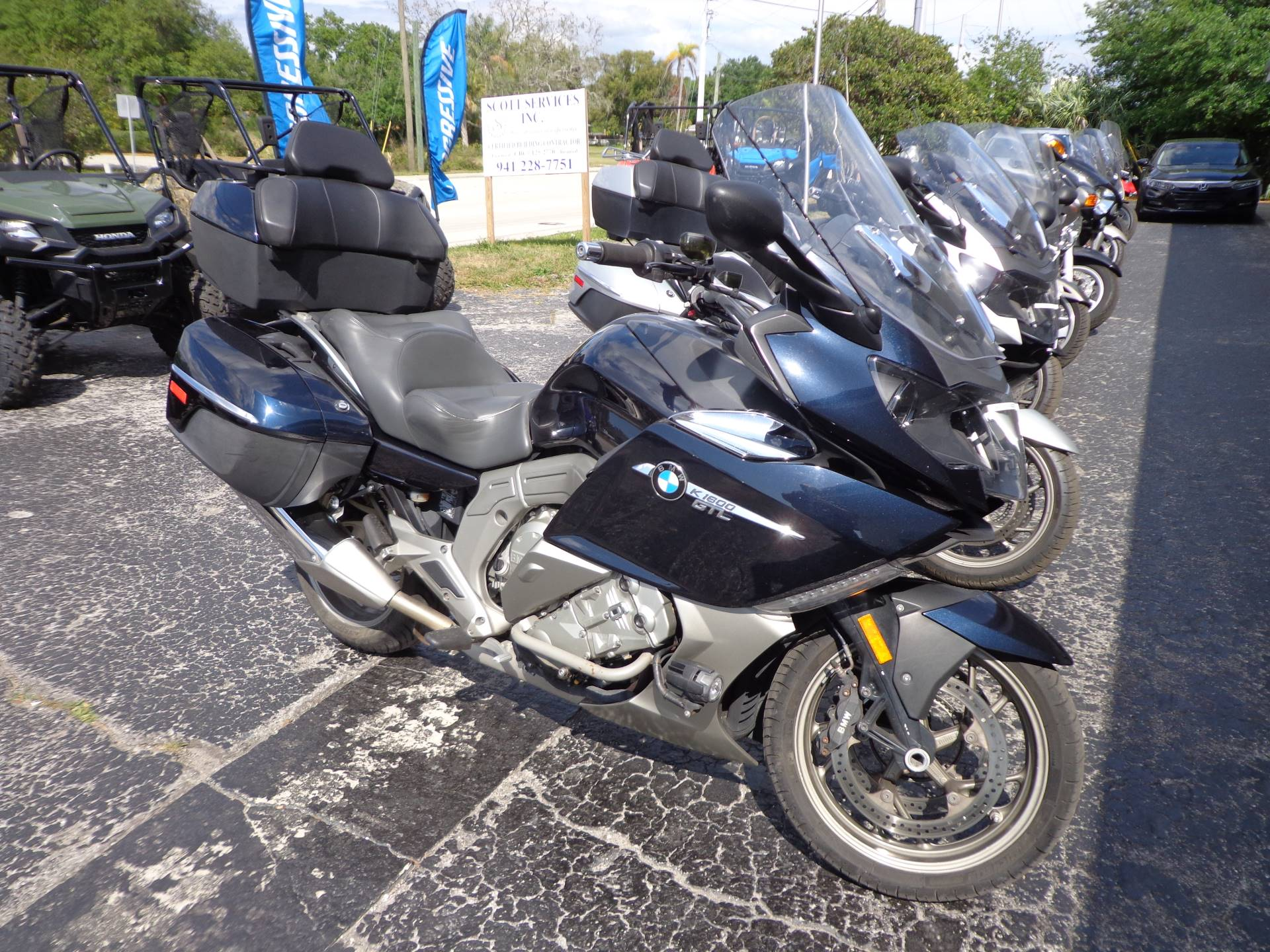 2012 BMW K 1600 GTL in Sarasota, Florida - Photo 1