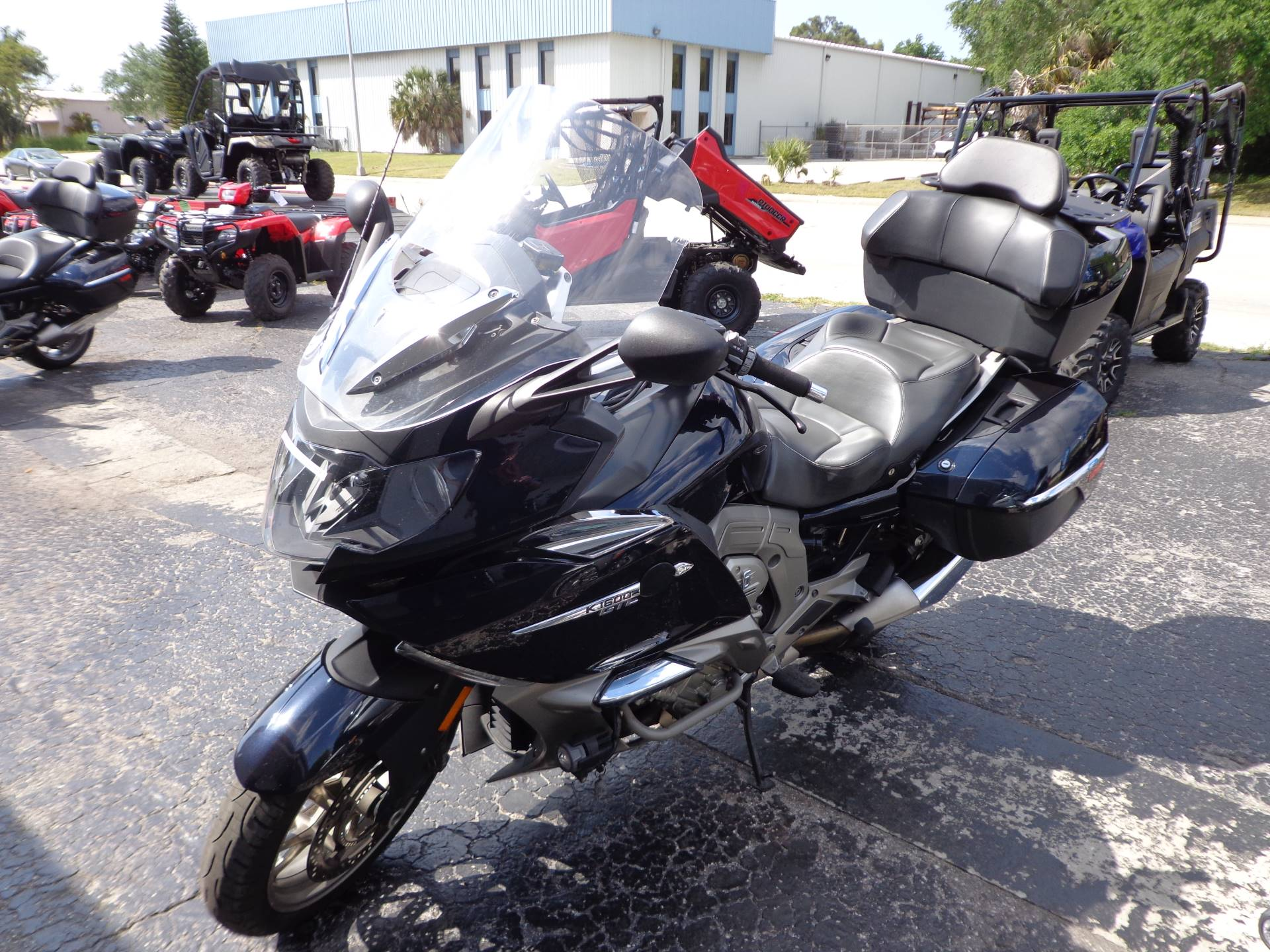 2012 BMW K 1600 GTL in Sarasota, Florida - Photo 5