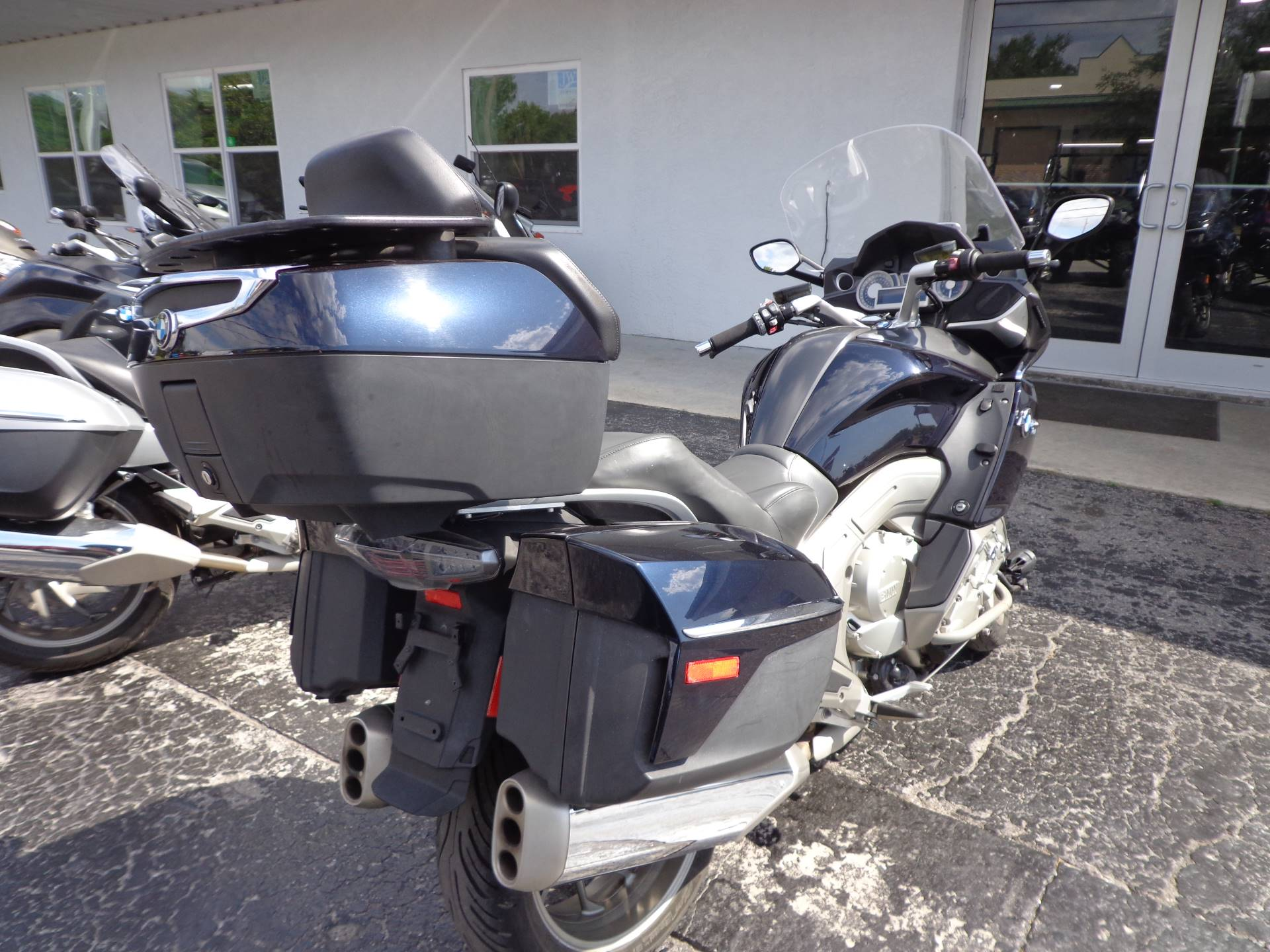 2012 BMW K 1600 GTL in Sarasota, Florida - Photo 8