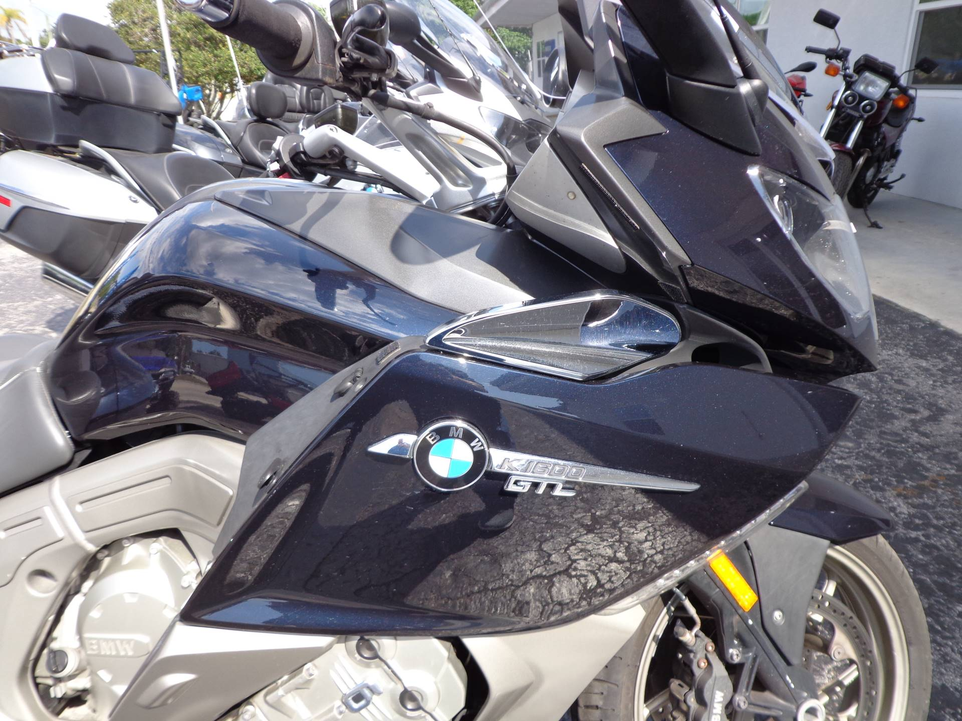 2012 BMW K 1600 GTL in Sarasota, Florida - Photo 9