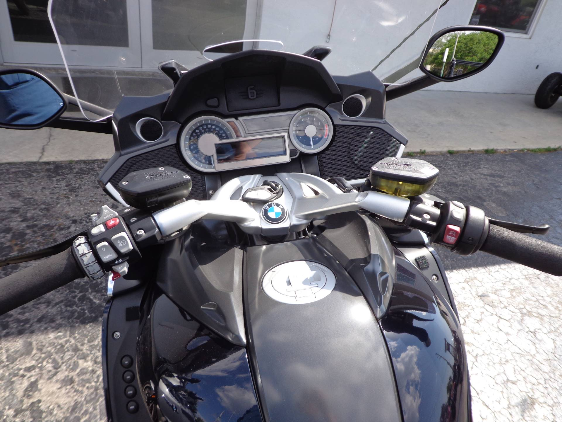 2012 BMW K 1600 GTL in Sarasota, Florida - Photo 12