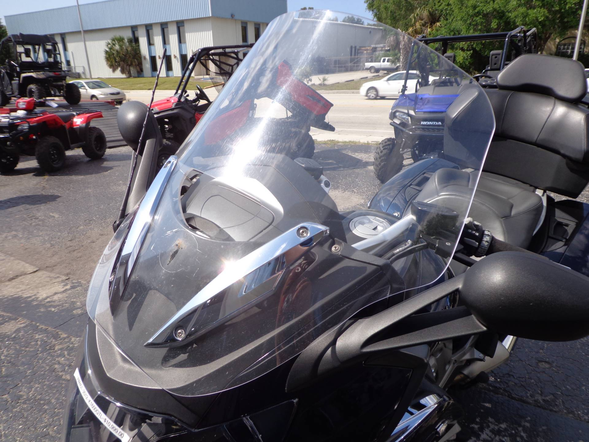 2012 BMW K 1600 GTL in Sarasota, Florida - Photo 17