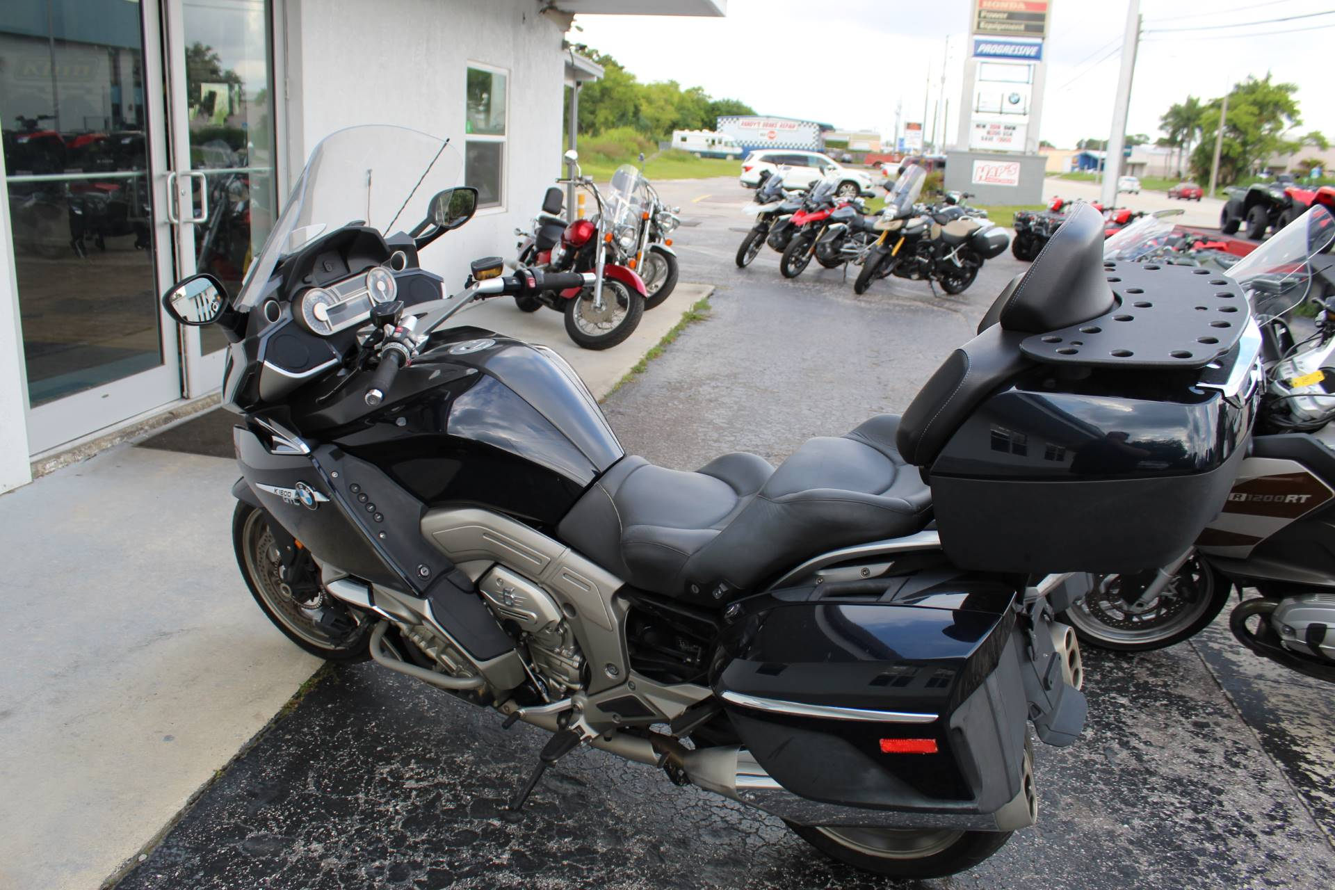 2012 BMW K 1600 GTL in Sarasota, Florida - Photo 38