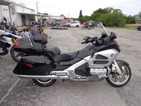 2012 Honda Gold Wing® Audio Comfort in Sarasota, Florida