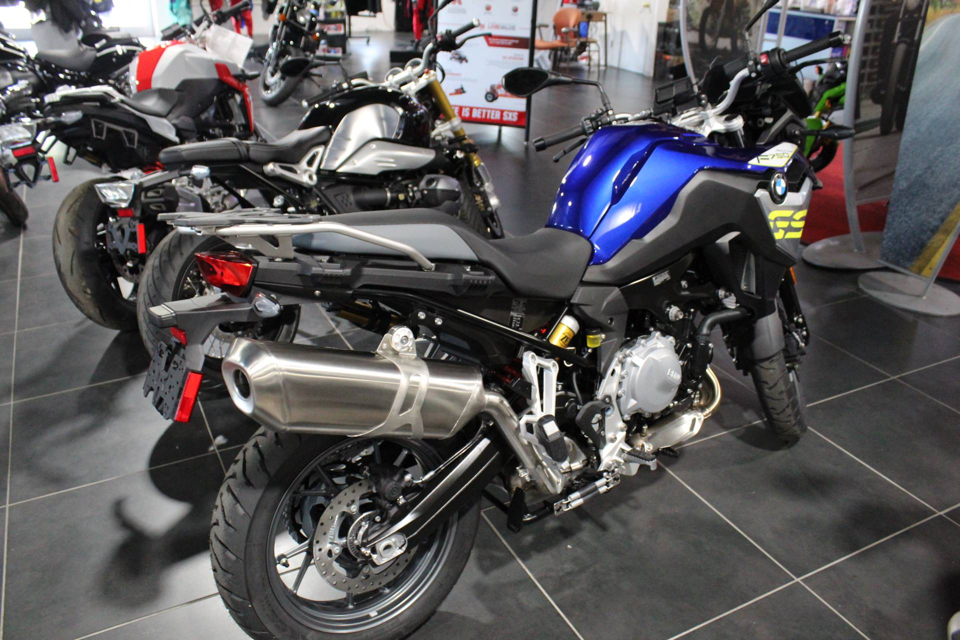 2021 BMW F 750 GS in Sarasota, Florida - Photo 4