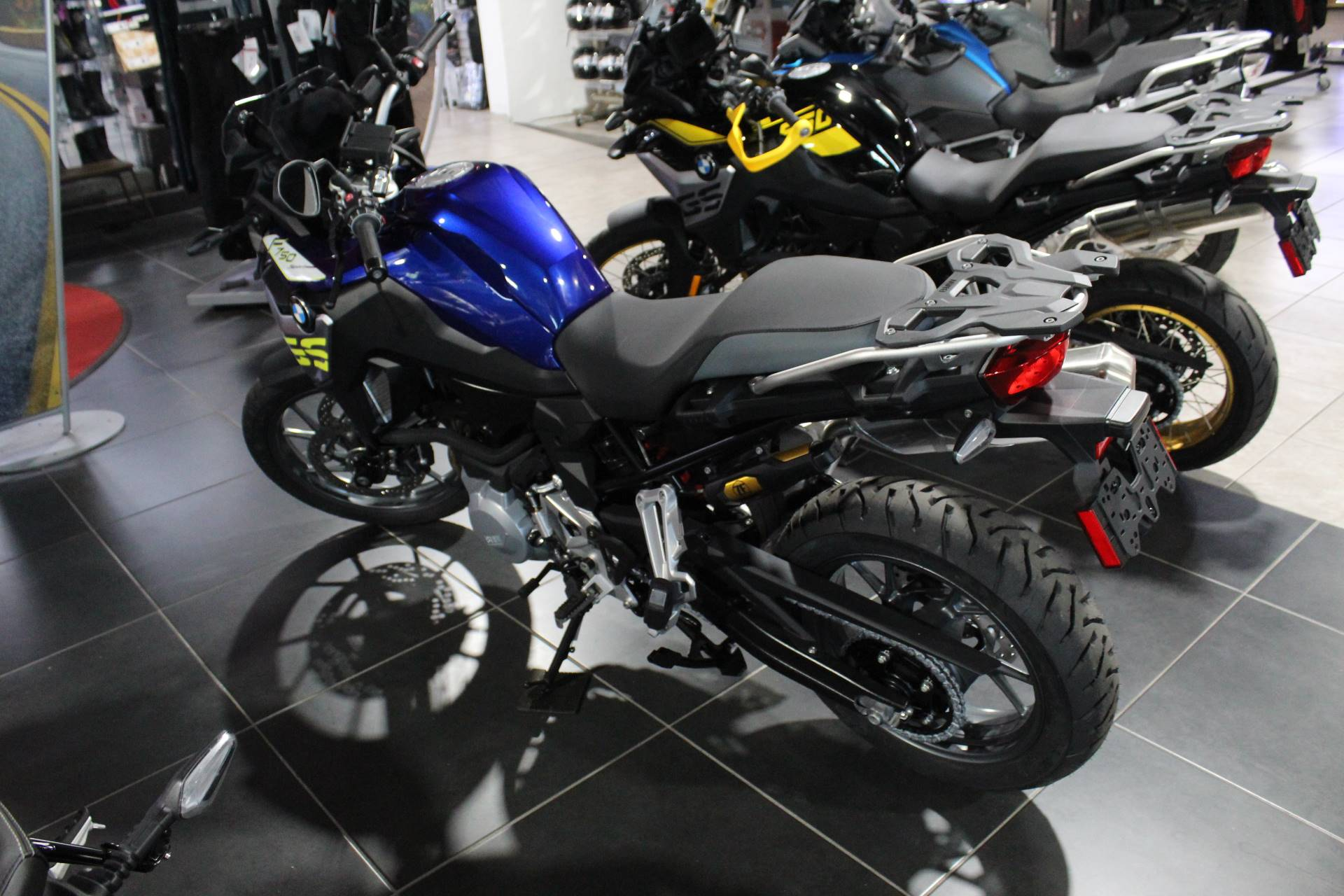 2021 BMW F 750 GS in Sarasota, Florida - Photo 5