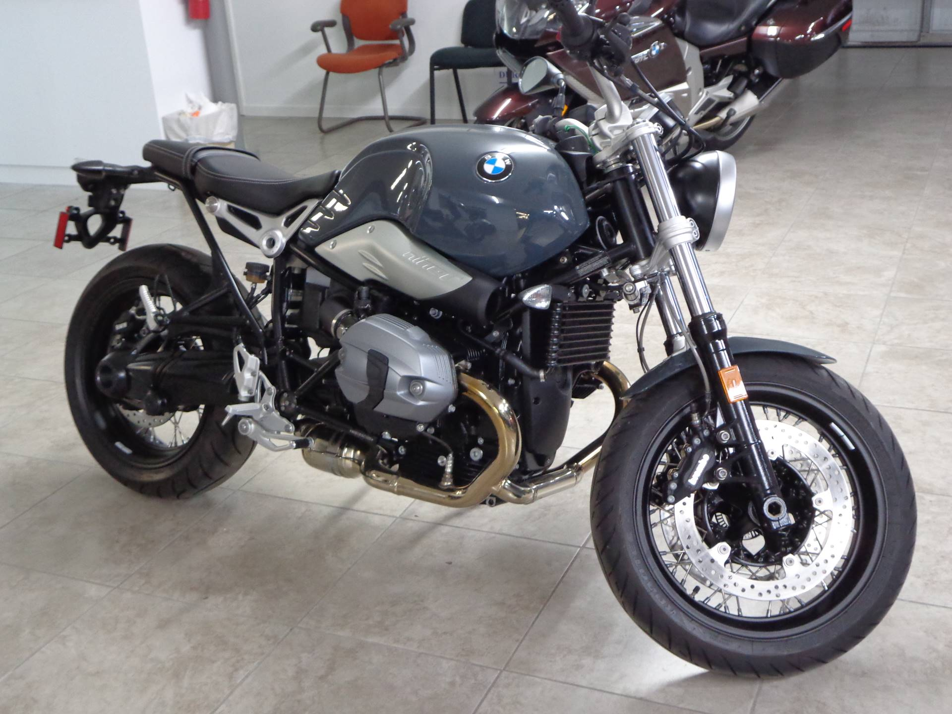 bmw r nine t pure for sale. Black Bedroom Furniture Sets. Home Design Ideas