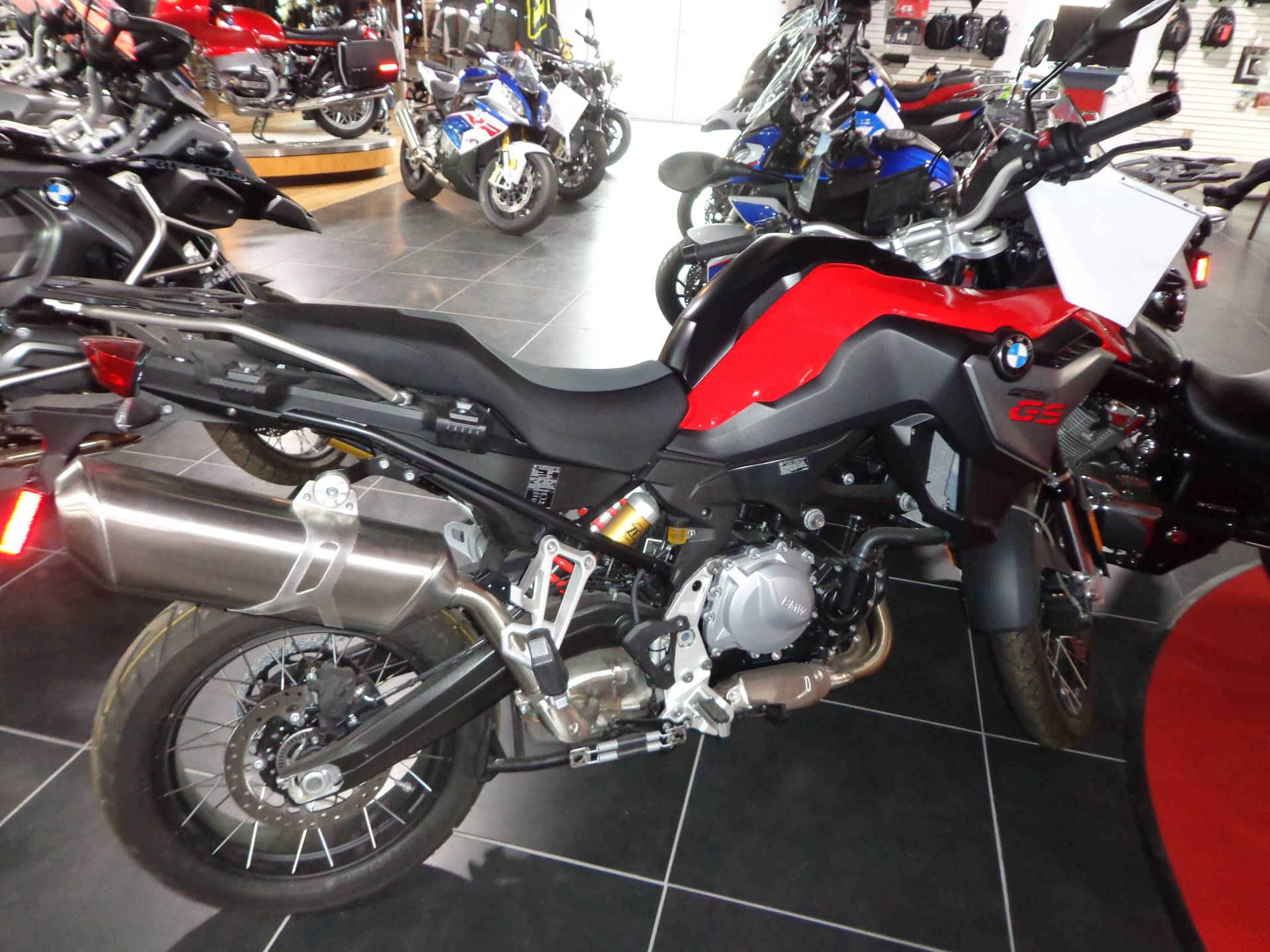 2019 BMW F 850 GS in Sarasota, Florida