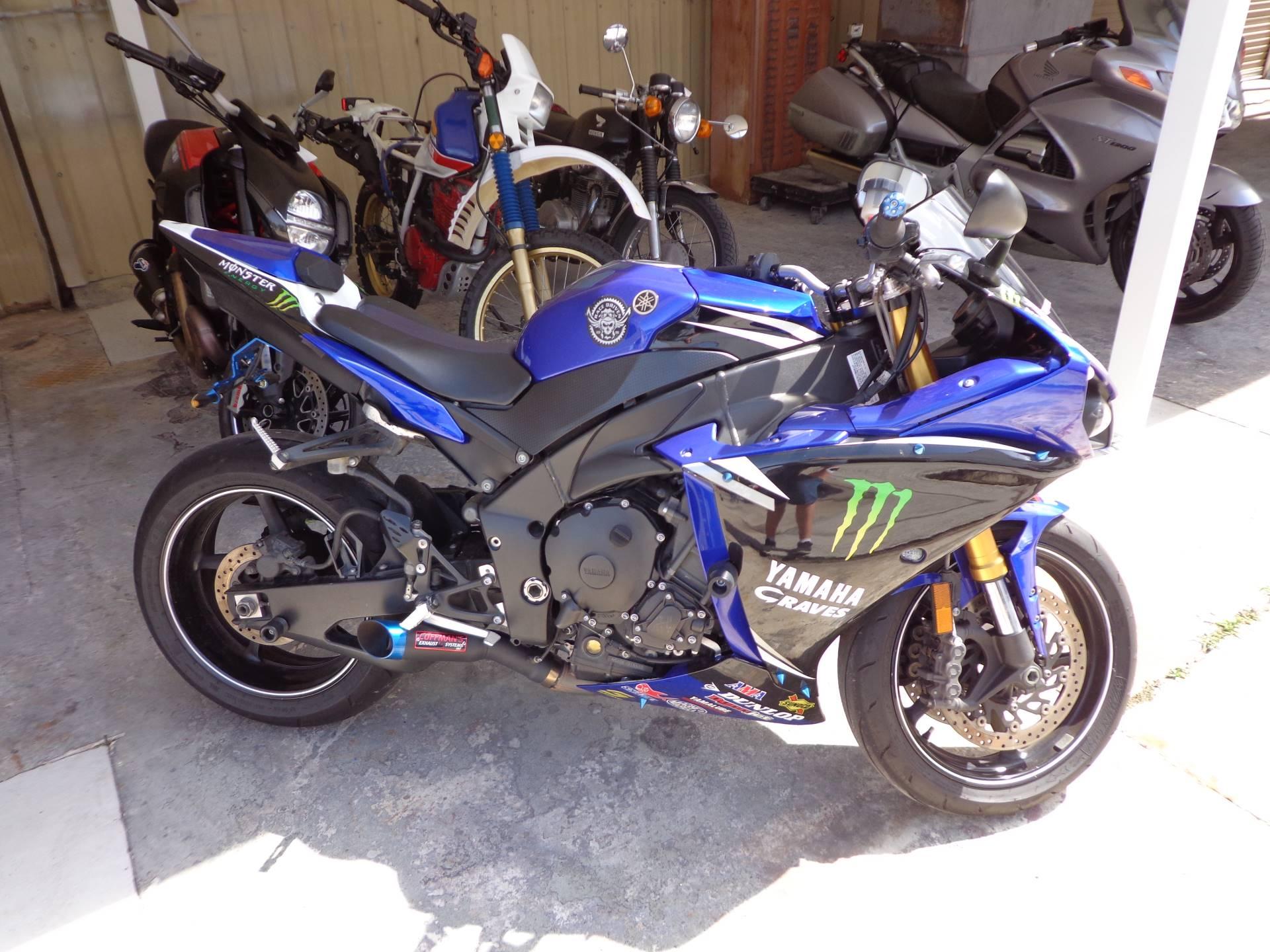 2012 Yamaha YZF-R1 for sale 120045