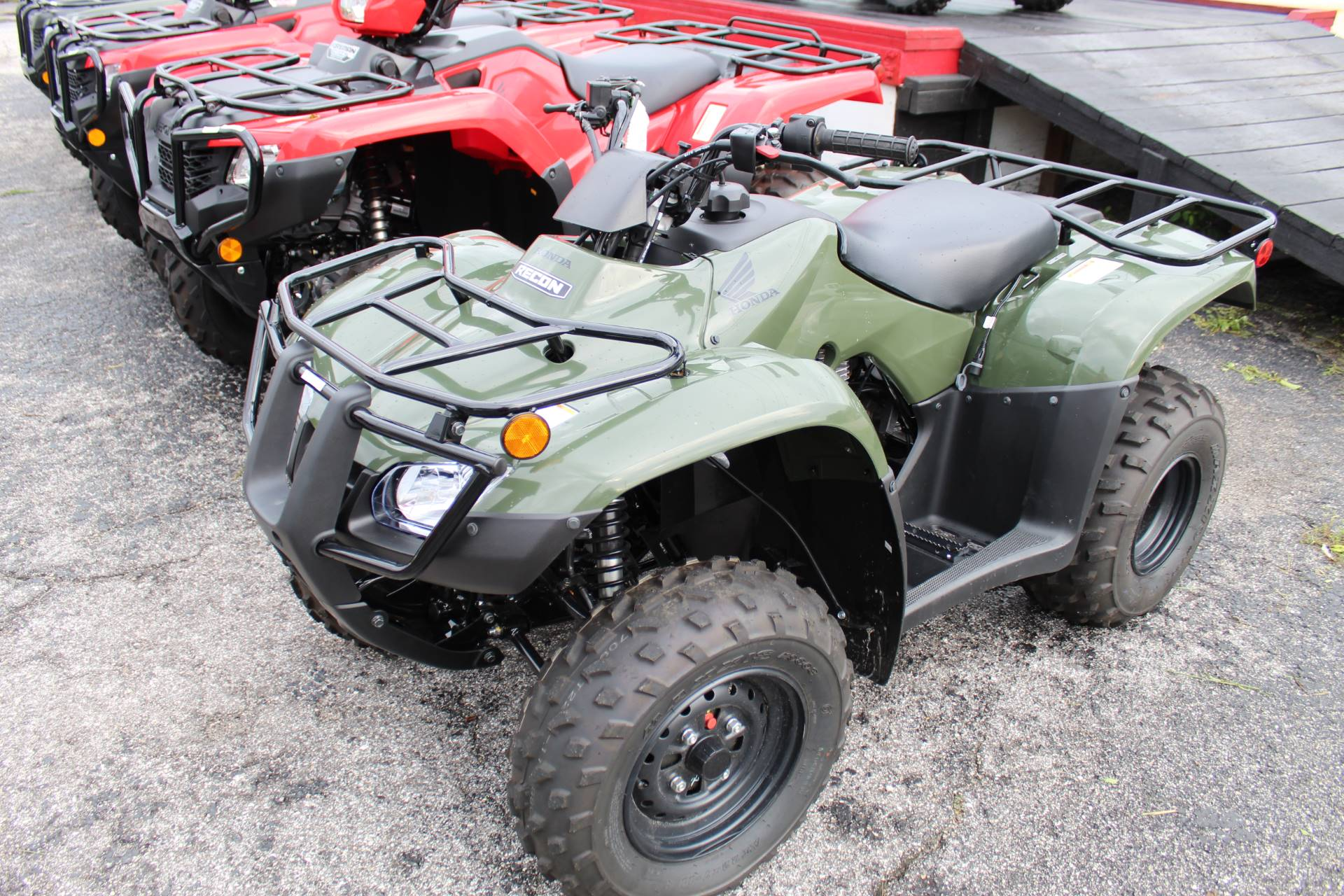 2019 Honda FourTrax Recon in Sarasota, Florida - Photo 2