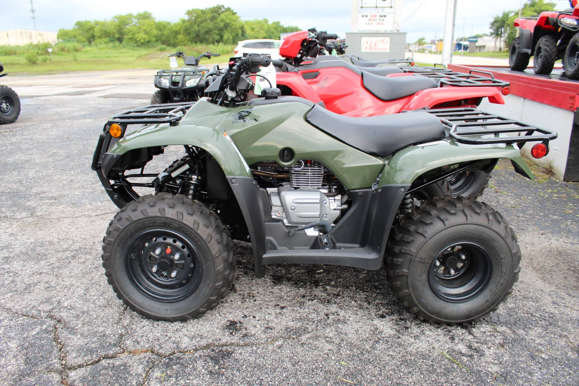 2019 Honda FourTrax Recon in Sarasota, Florida - Photo 5