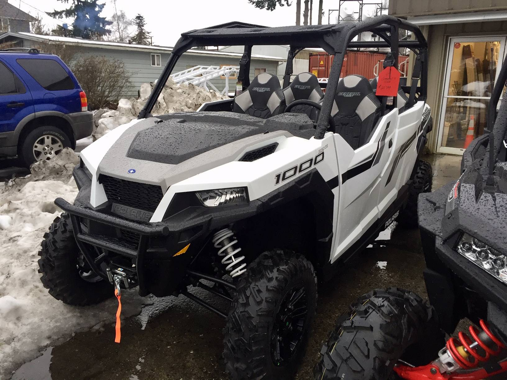 2019 Polaris General 4 1000 EPS in Monroe, Washington - Photo 2