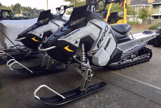 2018 Polaris 600 PRO-RMK 155 in Monroe, Washington - Photo 1