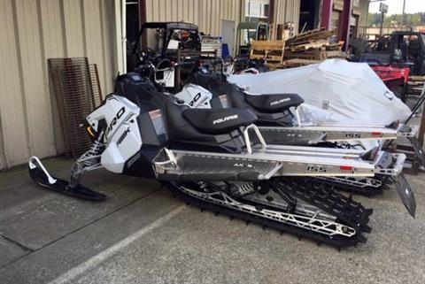 2018 Polaris 600 PRO-RMK 155 in Monroe, Washington - Photo 2