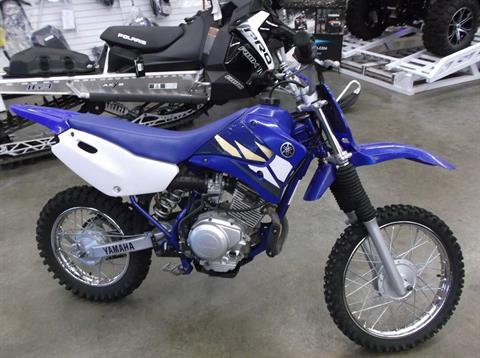 2003 Yamaha TT-R125 in Monroe, Washington