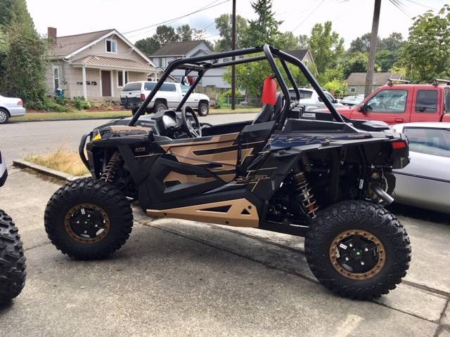 2019 Polaris RZR XP 1000 Trails & Rocks in Monroe, Washington - Photo 2