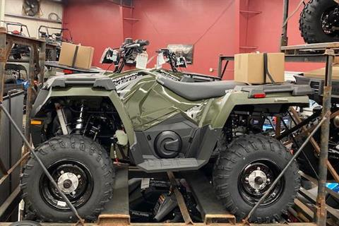 2020 Polaris Sportsman 450 H.O. Utility Package in Monroe, Washington