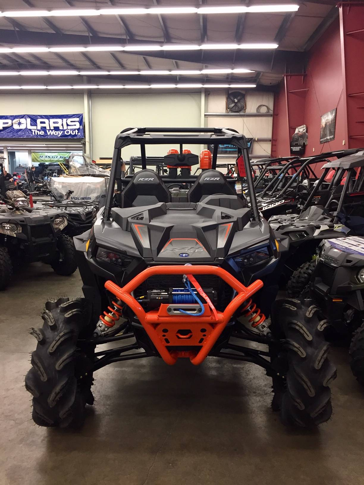 2019 Polaris RZR XP 1000 High Lifter in Monroe, Washington - Photo 3