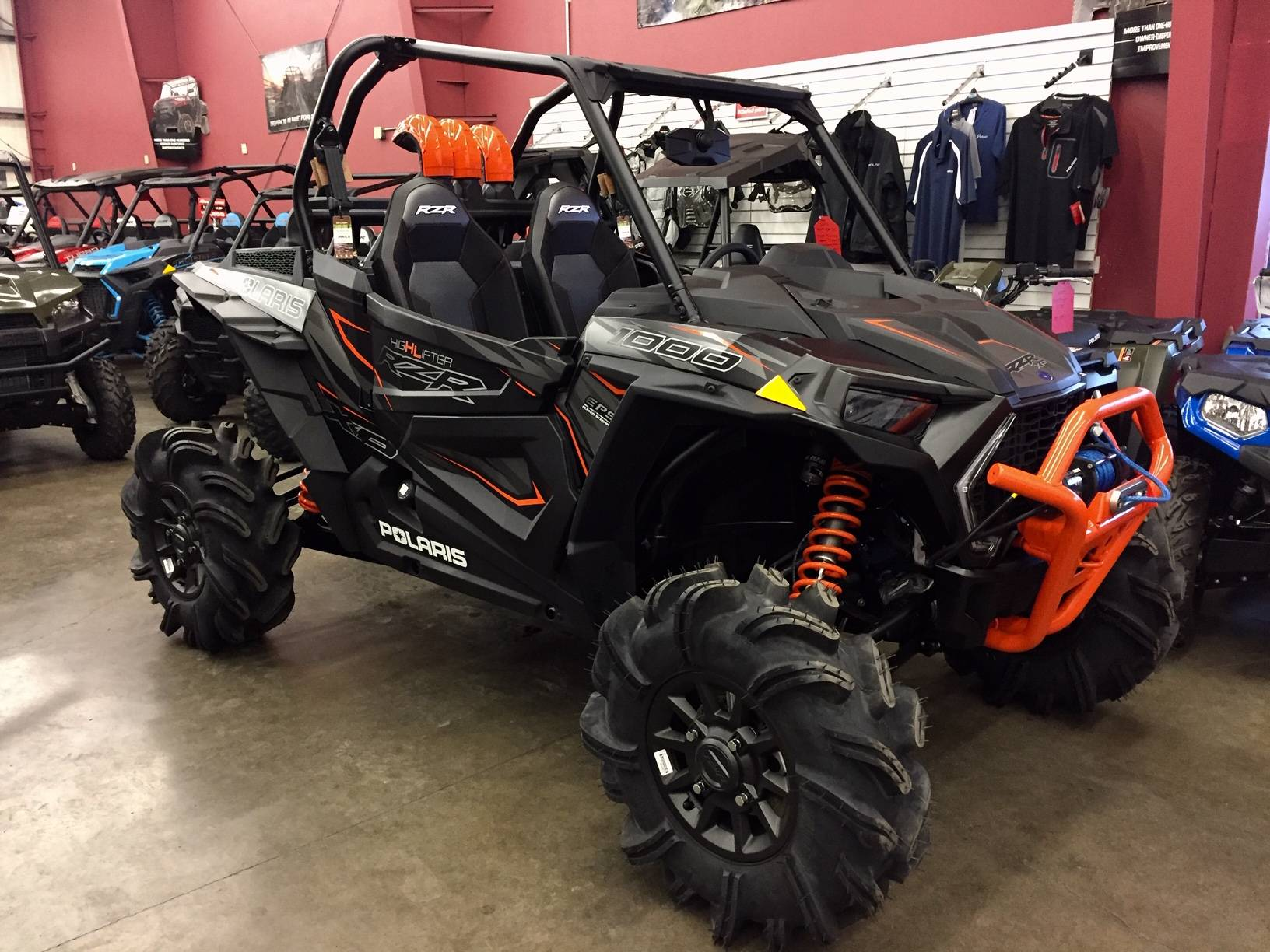 2019 Polaris RZR XP 1000 High Lifter in Monroe, Washington - Photo 1