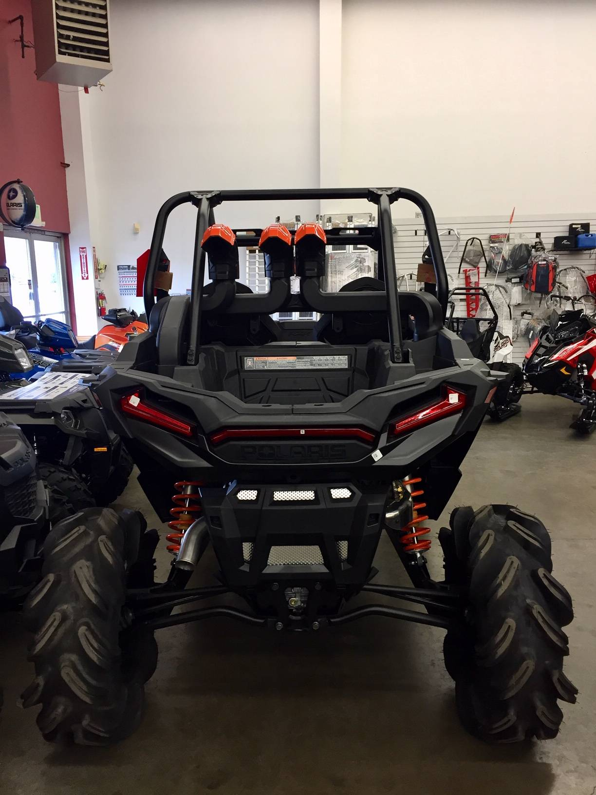 2019 Polaris RZR XP 1000 High Lifter in Monroe, Washington - Photo 4