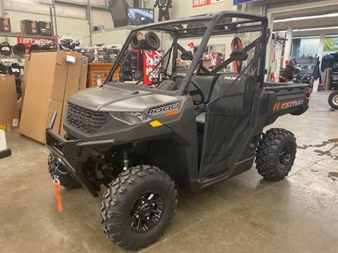 2020 Polaris Ranger 1000 Premium + Winter Prep Package in Monroe, Washington