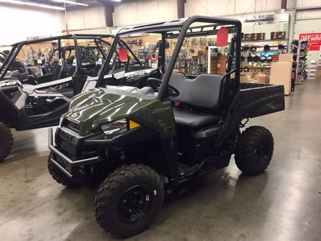 2020 Polaris Ranger 570 in Monroe, Washington - Photo 1