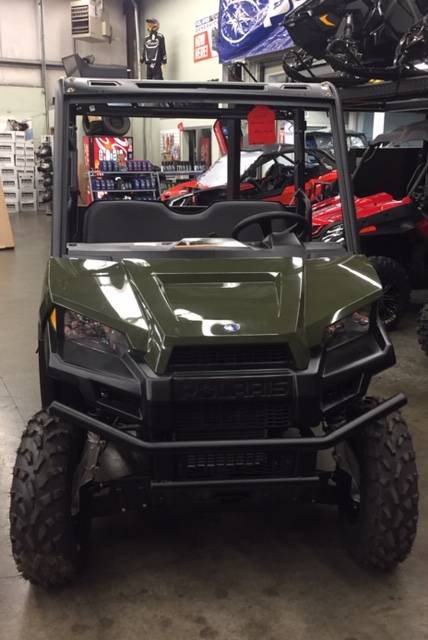 2020 Polaris Ranger 570 in Monroe, Washington - Photo 6