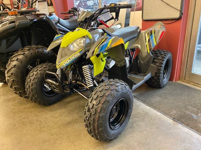 2020 Polaris Outlaw 110 in Monroe, Washington - Photo 1