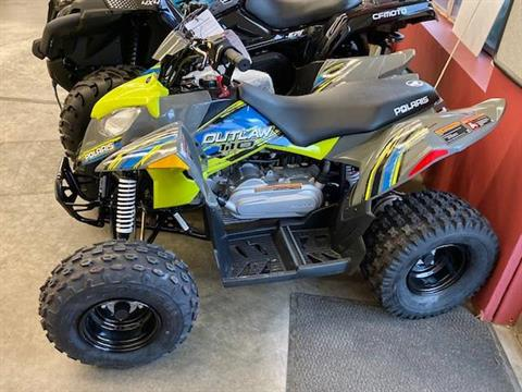 2020 Polaris Outlaw 110 in Monroe, Washington - Photo 3