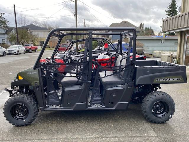 2020 Polaris Ranger Crew 570-4 in Monroe, Washington - Photo 2