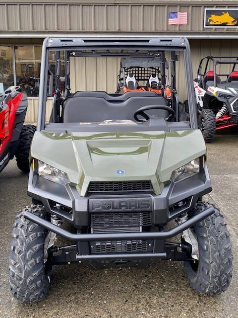 2020 Polaris Ranger Crew 570-4 in Monroe, Washington - Photo 5