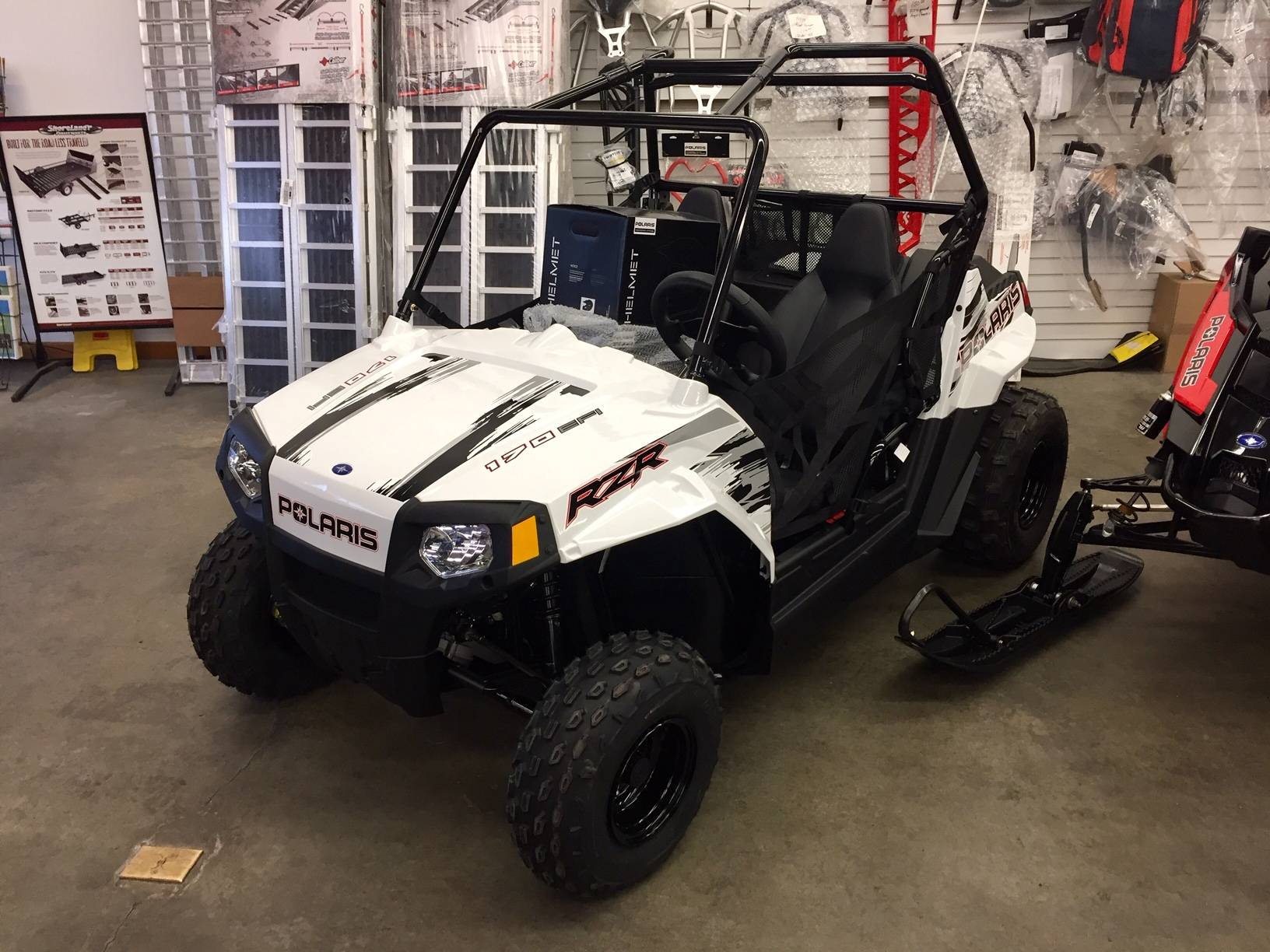 2020 Polaris RZR 170 EFI in Monroe, Washington - Photo 1