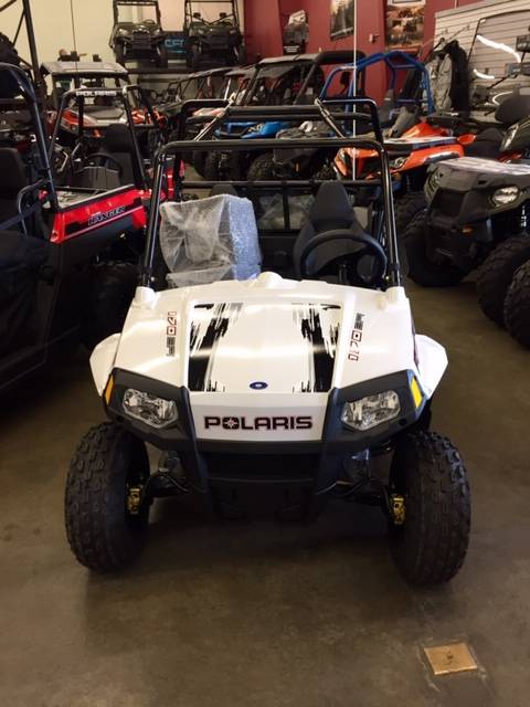2020 Polaris RZR 170 EFI in Monroe, Washington - Photo 4