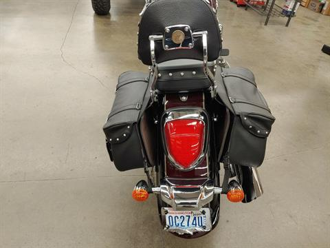 2012 Suzuki Boulevard C50T Classic in Monroe, Washington - Photo 4