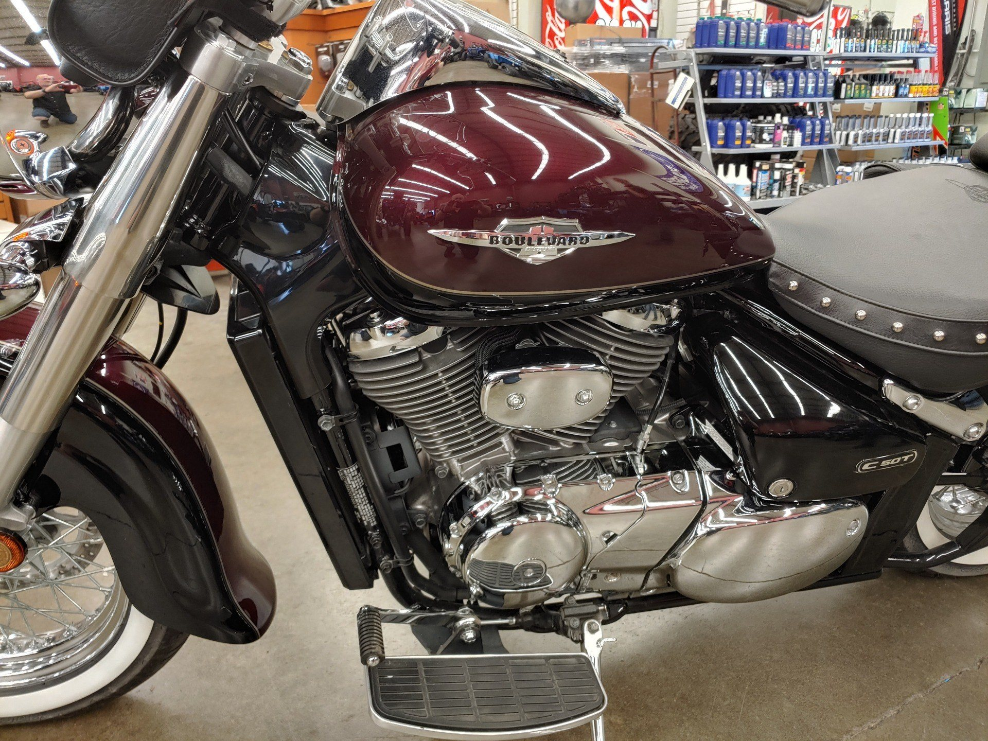 2012 Suzuki Boulevard C50T Classic in Monroe, Washington - Photo 7