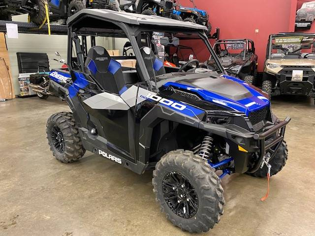 2020 Polaris General 1000 Deluxe Ride Command Package in Monroe, Washington - Photo 1