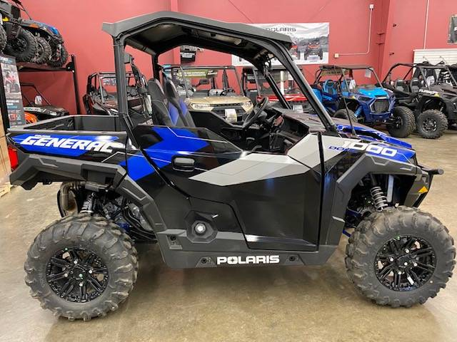 2020 Polaris General 1000 Deluxe Ride Command Package in Monroe, Washington - Photo 3