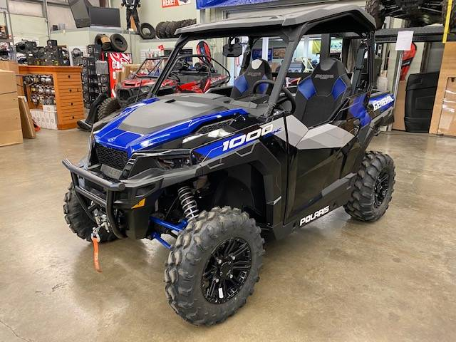 2020 Polaris General 1000 Deluxe Ride Command Package in Monroe, Washington - Photo 4