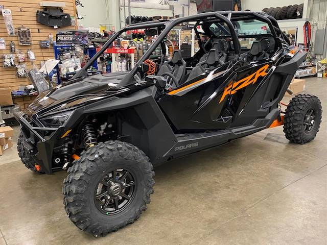 2021 Polaris RZR PRO XP 4 Premium in Monroe, Washington - Photo 1