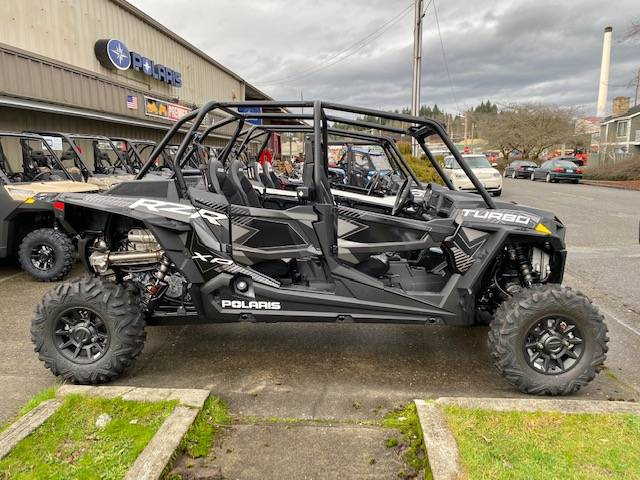 2020 Polaris RZR XP 4 Turbo in Monroe, Washington - Photo 4