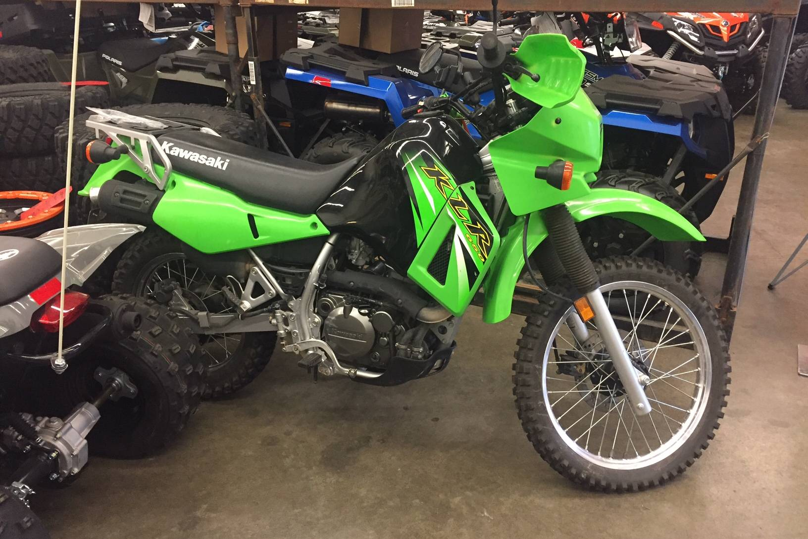 2006 Kawasaki KLR650 in Monroe, Washington
