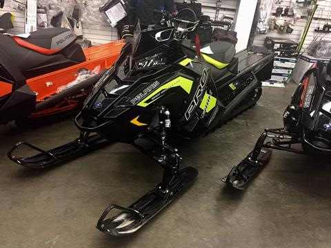 2019 Polaris 800 PRO-RMK 163 Snowcheck Select 3.0 in Monroe, Washington - Photo 1