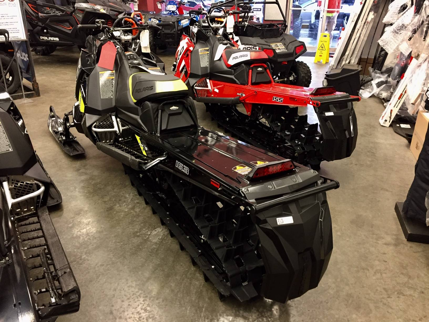 2019 Polaris 800 PRO-RMK 163 Snowcheck Select 3.0 in Monroe, Washington - Photo 2