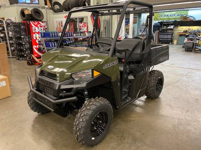2020 Polaris Ranger 500 in Monroe, Washington - Photo 1