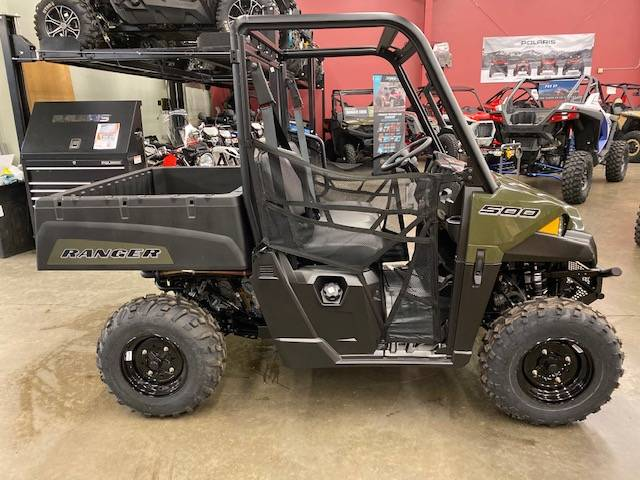 2020 Polaris Ranger 500 in Monroe, Washington - Photo 2