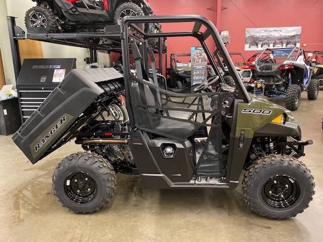 2020 Polaris Ranger 500 in Monroe, Washington - Photo 3