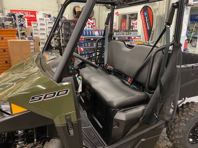 2020 Polaris Ranger 500 in Monroe, Washington - Photo 4