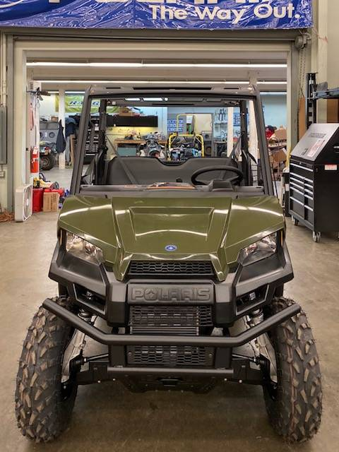 2020 Polaris Ranger 500 in Monroe, Washington - Photo 5